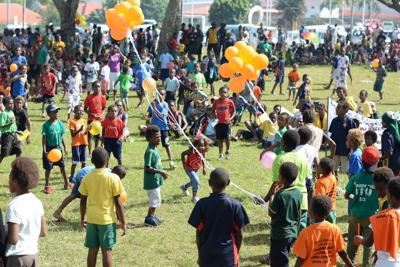 Children's Day theme focuses on protecting and valuing children
