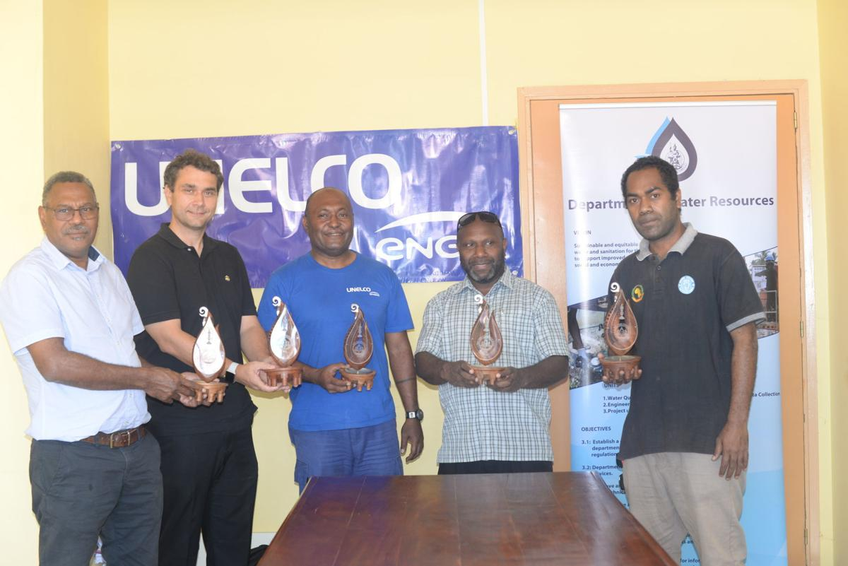 Vanuatu scoops five awards at Pacific Water Forum and Expo