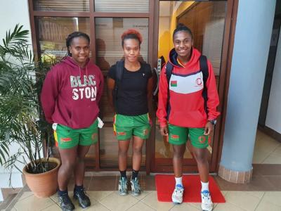 Vanuatu women's cricket trio settle in Malaysia