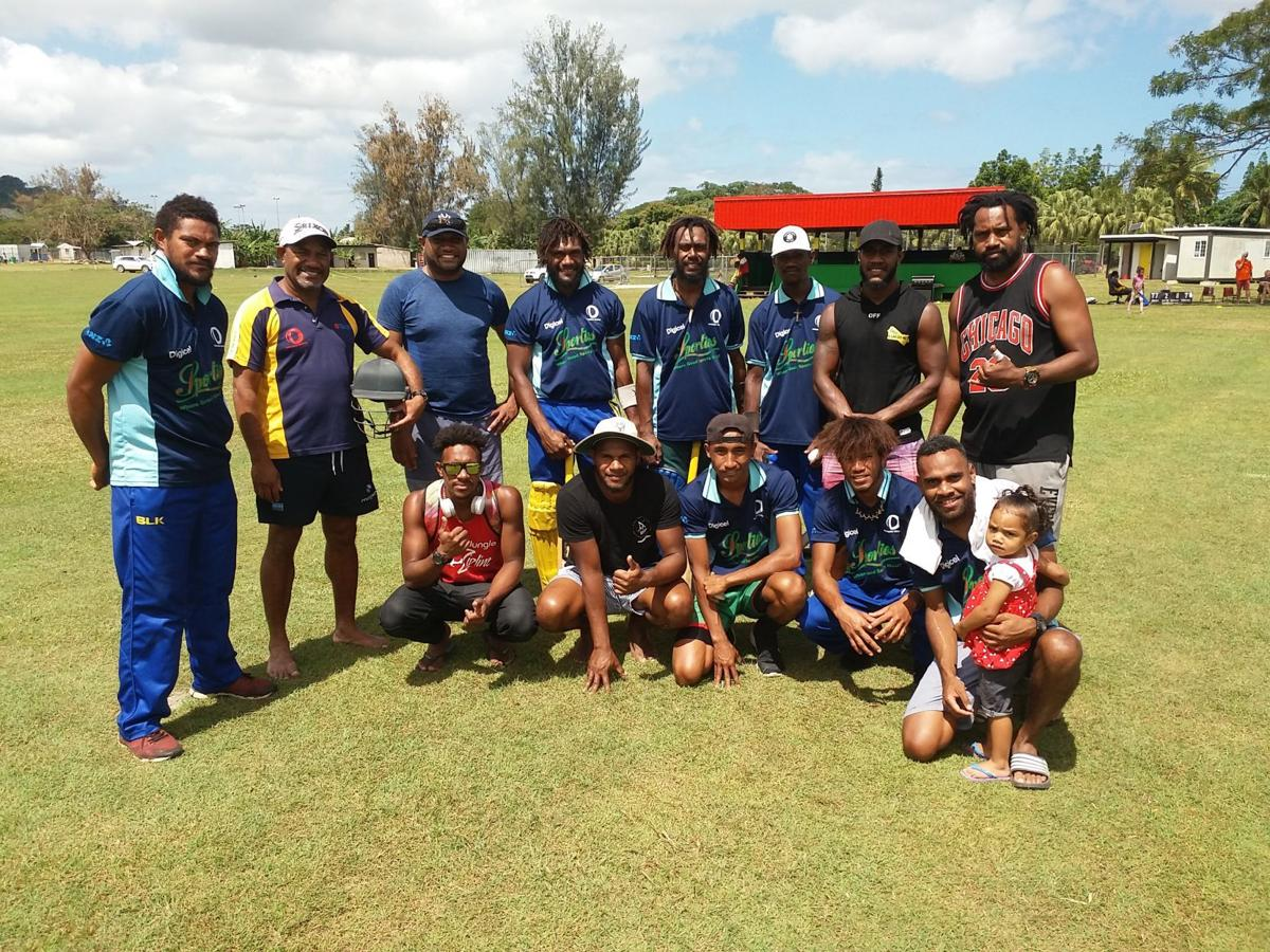 MELE AND PAAMA SHARKS SHARE THE TOP OF THE TABLE