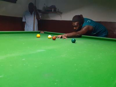 Snooker ready to start Independence tournament