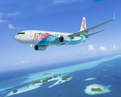 Air Vanuatu confirms temporary suspension of nonstop service from Melbourne, Noumea and Nadi