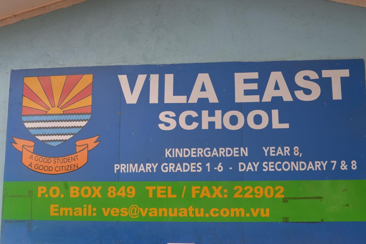 Vila East celebrates World Food Day