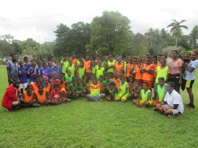 Tasmalum and Saleuti victorious in South Santo U15 school competition