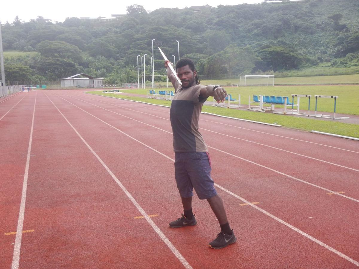 Family support helped me to secure a spot in the 2020 Paralympic Games: Ken Kahu