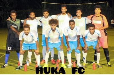 Huka futsal FC claim victory at the opening of the 2020 Shefa Futsal League