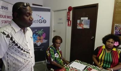 Vanuatu Family Health Association signs MOU with Vanuatu Netball