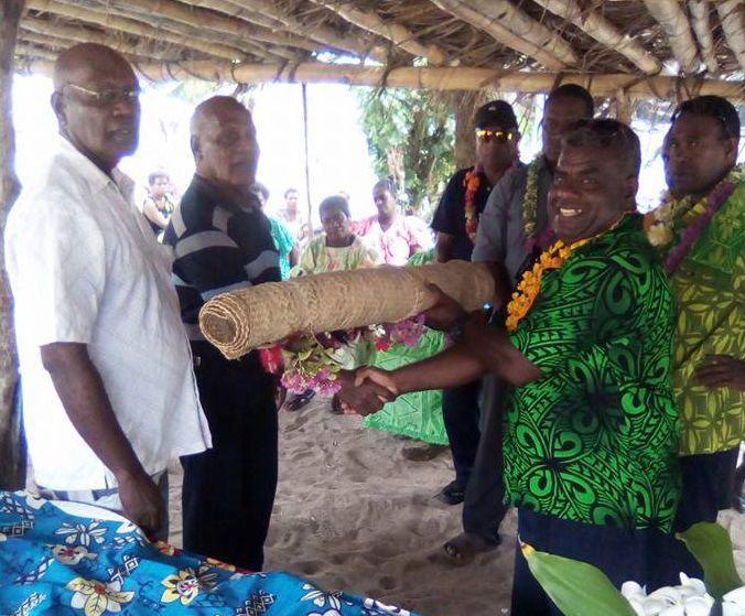 MP announces tuition support, donates 1 tonne cement to community