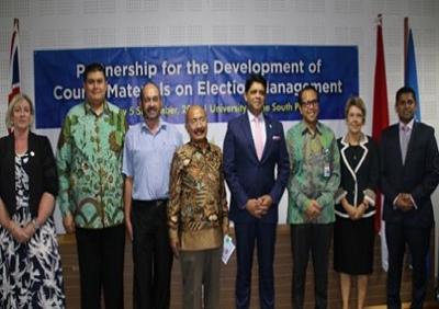 USP to offer election management programme