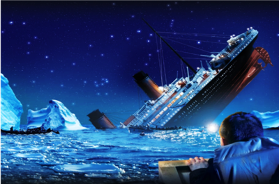 Titanic struggles to keep afloat as the Crew and Sailors go on Mass Exodus