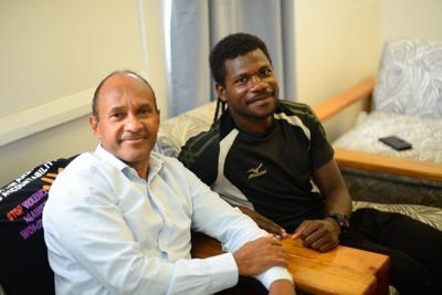 Kahu New Vanuatu Sports Ambassador