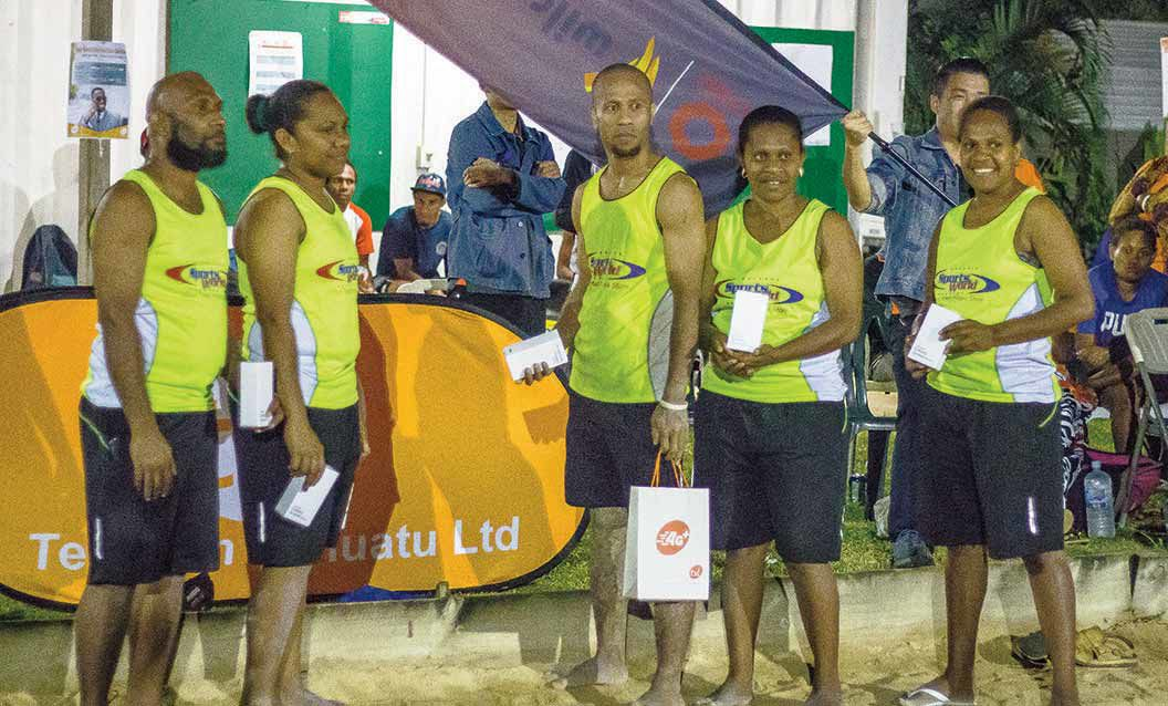 TVL CORPORATE VOLLEYBALL WELLNESS SHIELD IN PHOTOS