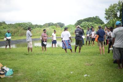 Best prawn harvest last year for Tagabe aquaculture center