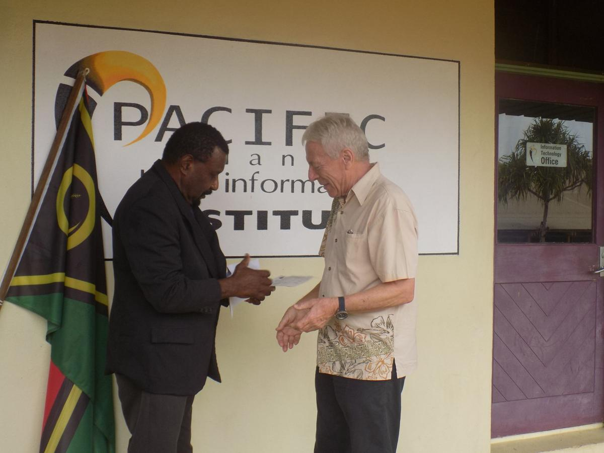 PACLII receives Vt5M from Gov't