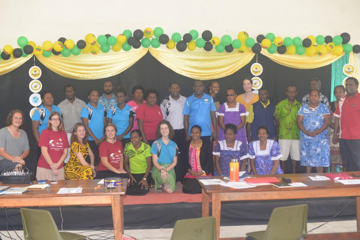 Six Efate schools compete in inaugural Spelling Bee