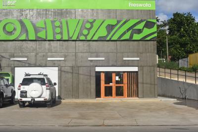 Freswota Branch Opening