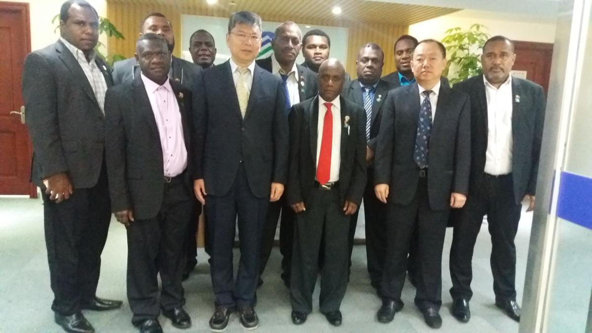Vanuatu and Qingdao have potential in tourism and fisheries benefits