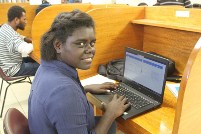 Increasing blended and online learning in PNG universities: the DWU experience