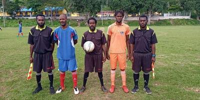 Saot Efate Futbol Lik nokaut