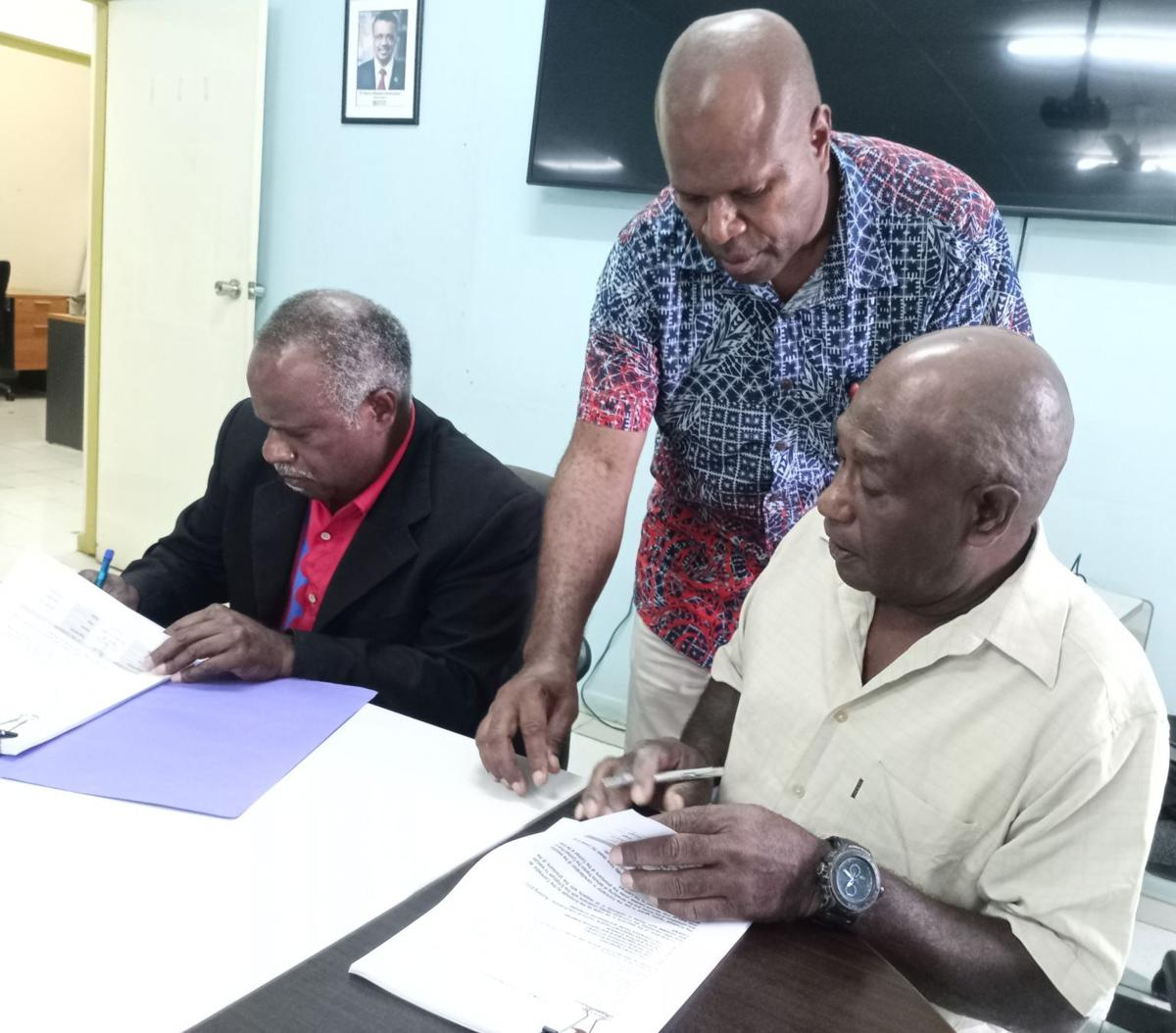 Contracts to upgrade Kerebei, Ranmawot Health centers signed