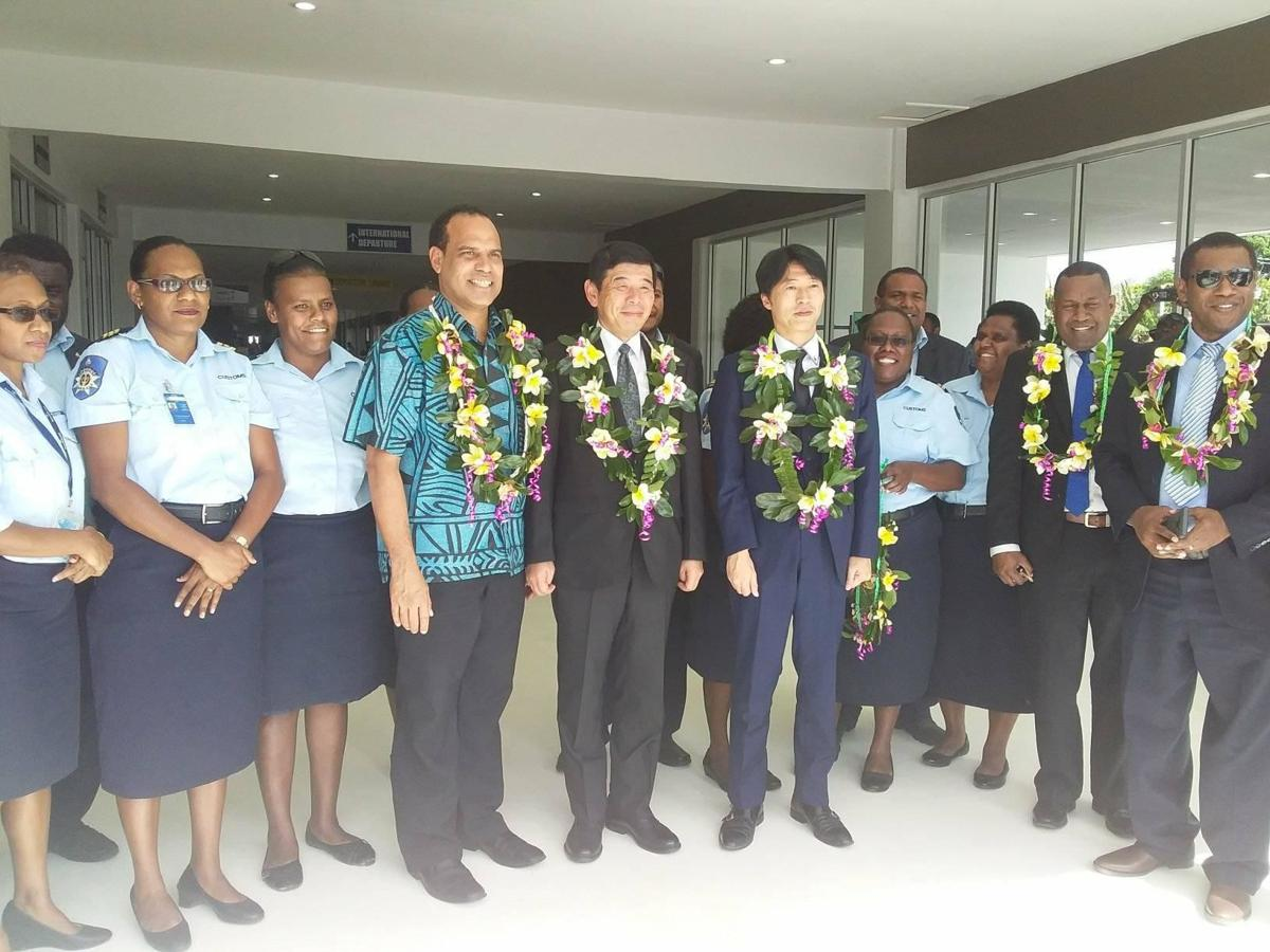 World Customs Organization SG visits Vanuatu