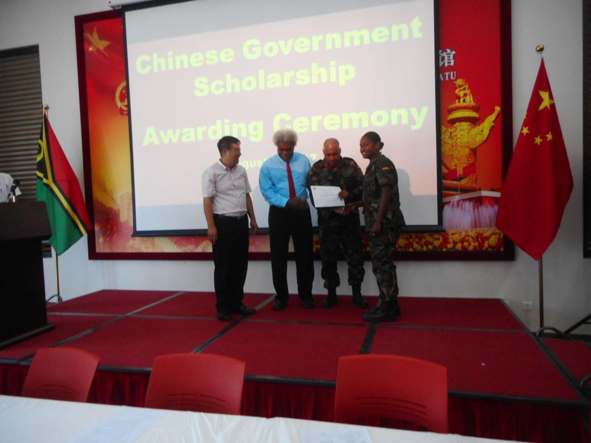 Vanuatu could send teachers to China