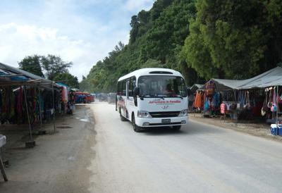AIP Tour Bus