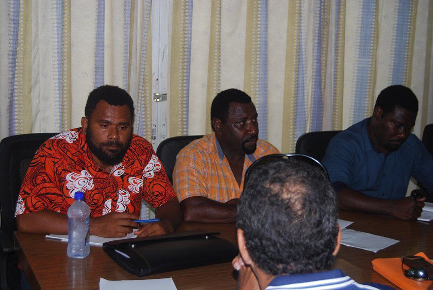 Alleged irregularities within VCMB and Sanma Province