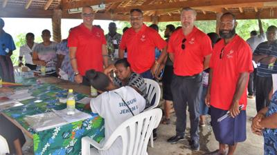 Phoenix Life Limited in pursuit of tackling diabetes in Vanuatu