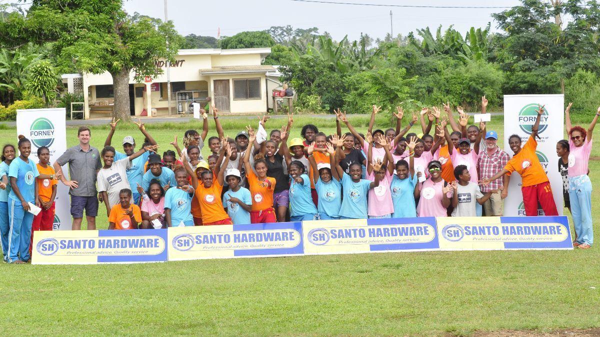 Malampa Eagles, Santo Hardware – Forney Enterprise Santo Women's T20 Champions