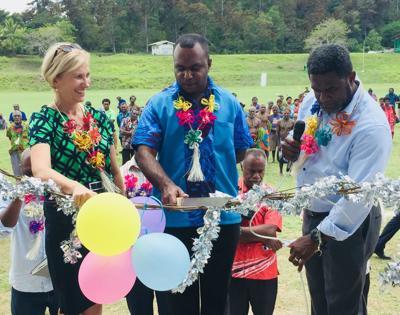 Lenakel's Lamenu Stadium reopens
