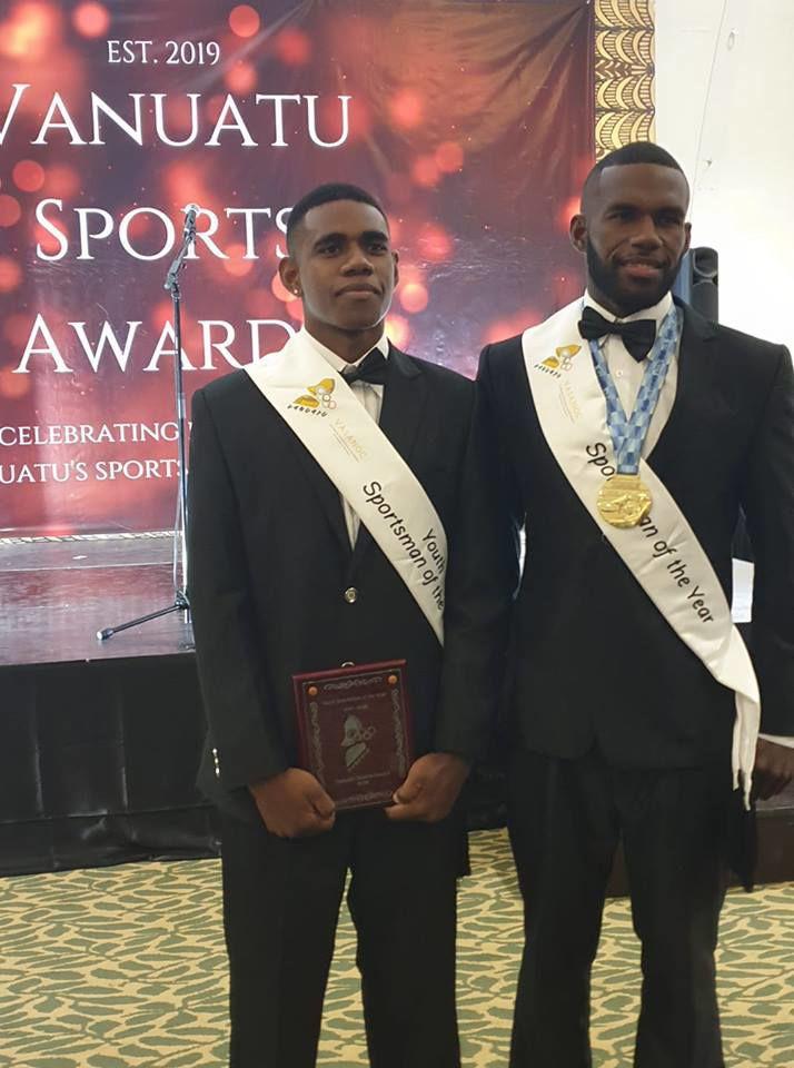 Inaugural Vanuatu Sports Awards Night