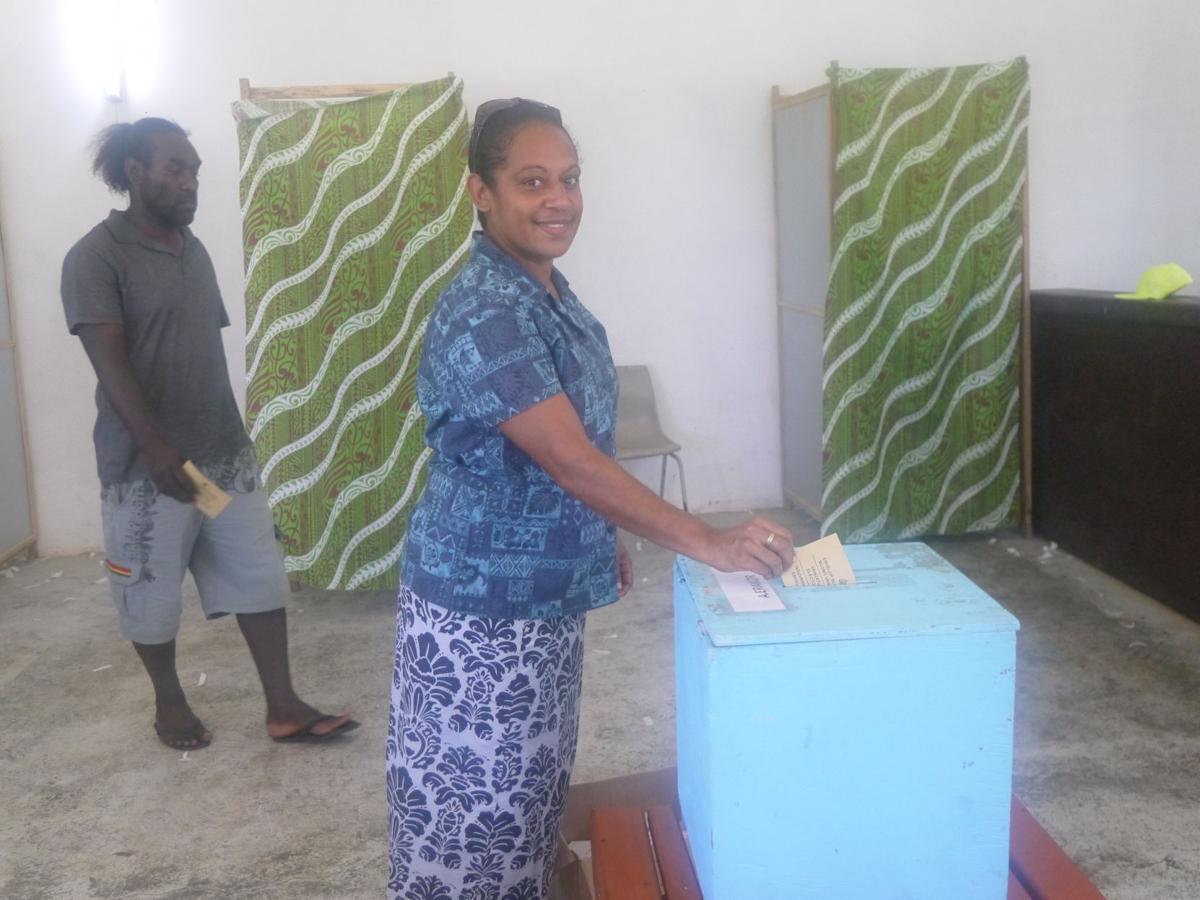 Penama, Malampa, Shefa, & Tafea Provincial elections March 23