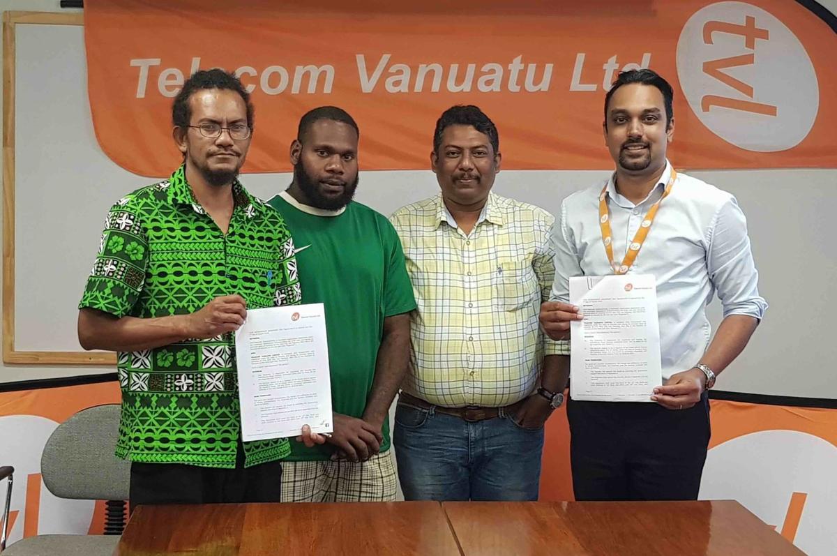 TVL once again a Platinum Sponsor of Fest'Napuan