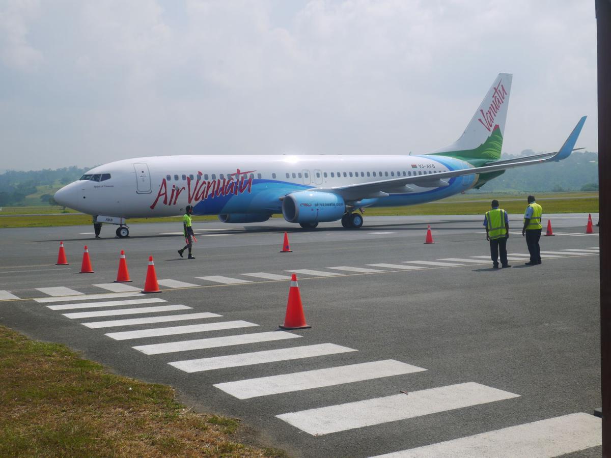 Air Vanuatu lost about Vt900m in income in 2015