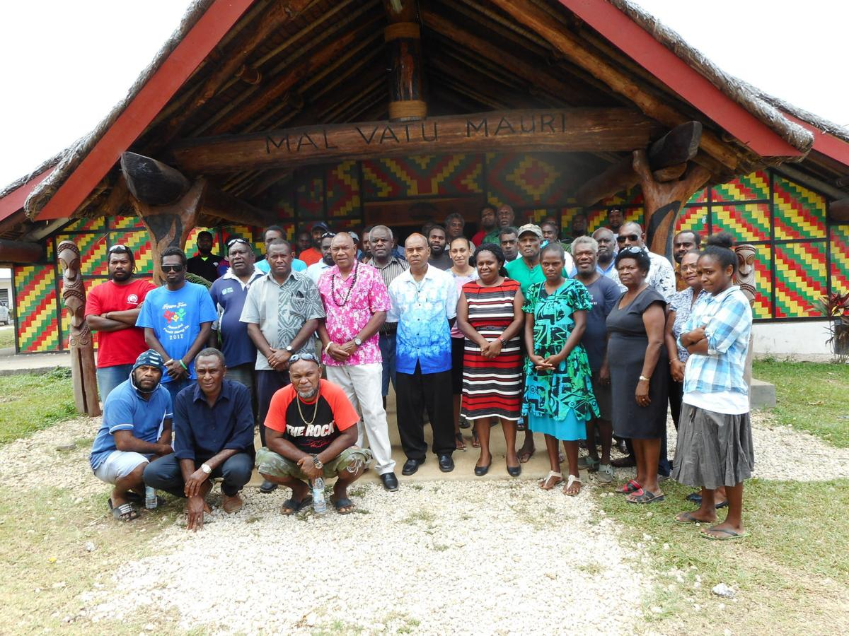 Final consultation on draft Bill of the Vanuatu Copyright Management Society
