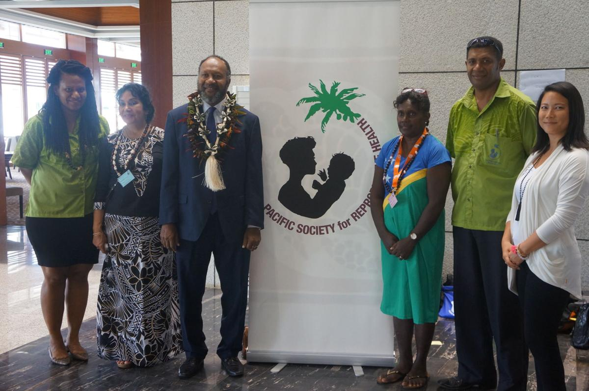 PM with PSRH organizers and funders copy