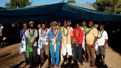 Chiefs Day celebration at Ohlen Matakeru