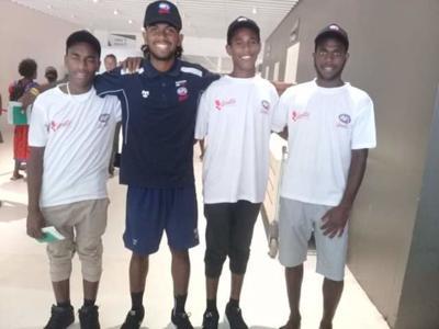 Vanuatu Volcano boys to attend 2019 AFL Talent Pathway in Australia