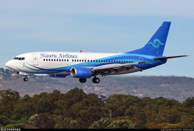 National airline not used for repatriation flights