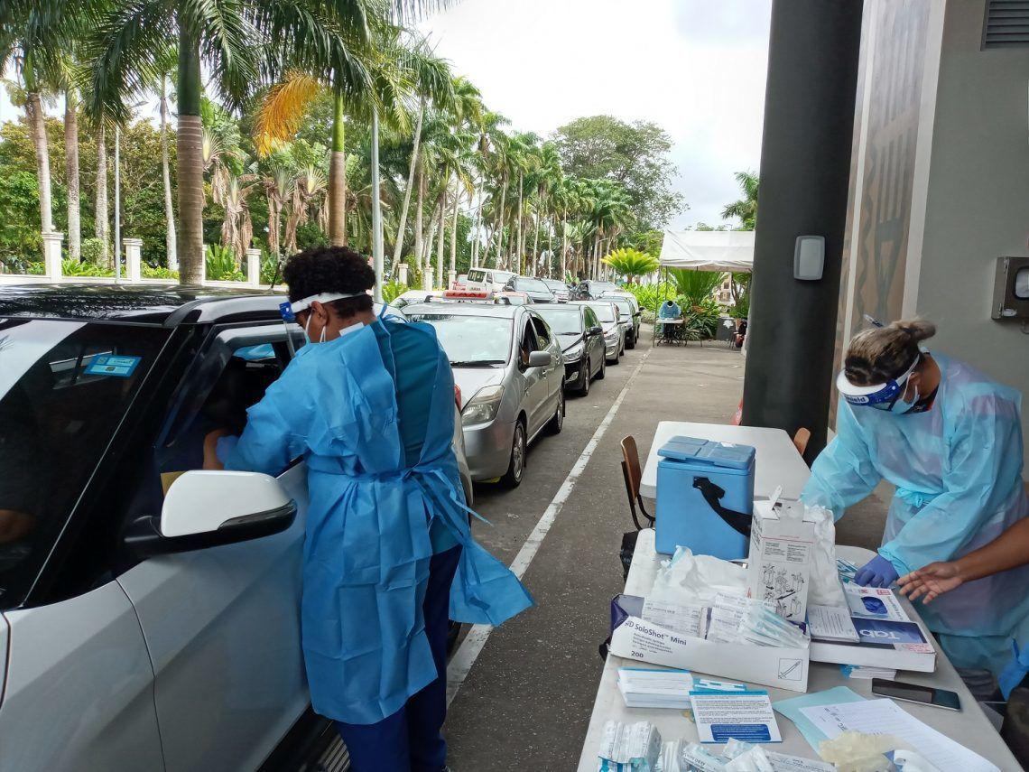 PNG's and Fiji's distinct COVID-19 crises