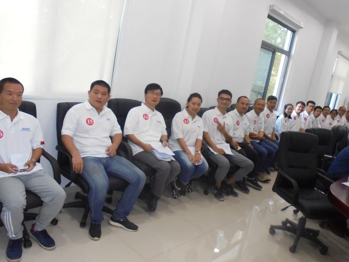 Bislama competition for Chinese staff