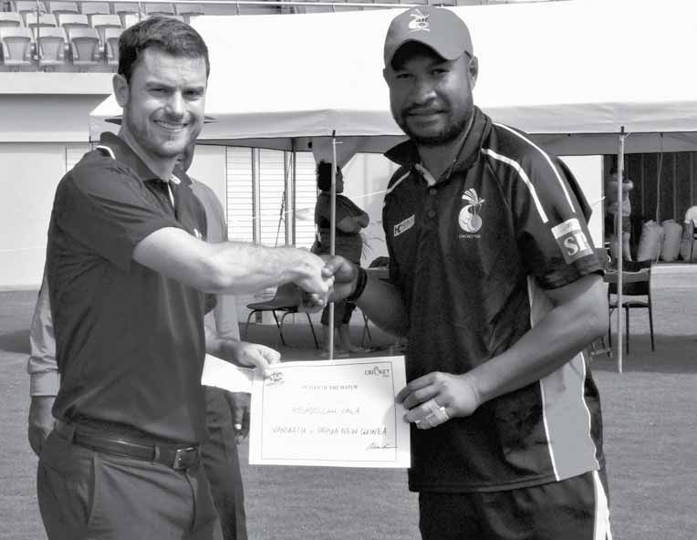 PNG crush Vanuatu, Fiji climb to second