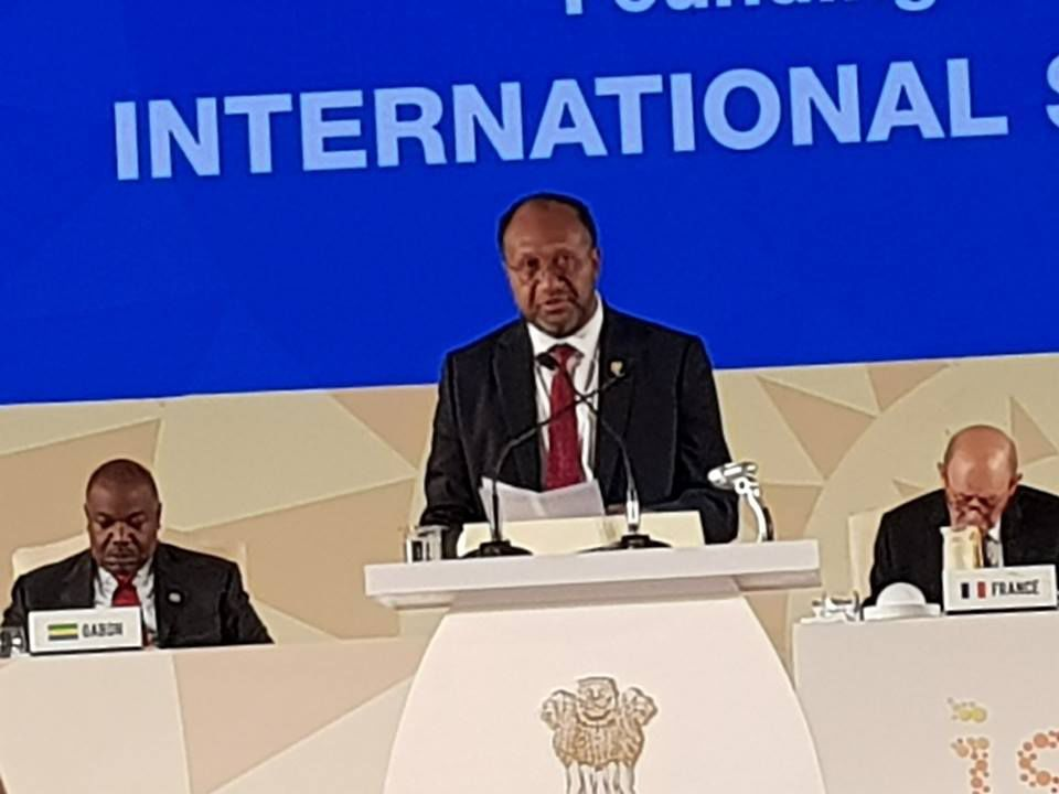PM Salwai: Vanuatu committed to leading the way to a renewable future