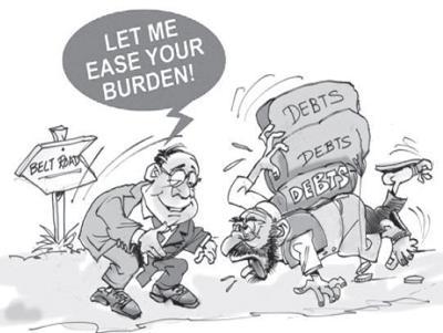 Our Growing Debt Burden