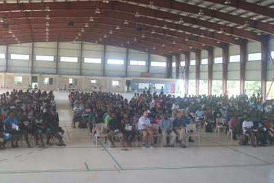 USP Emalus Campus registers over 1,000 new students
