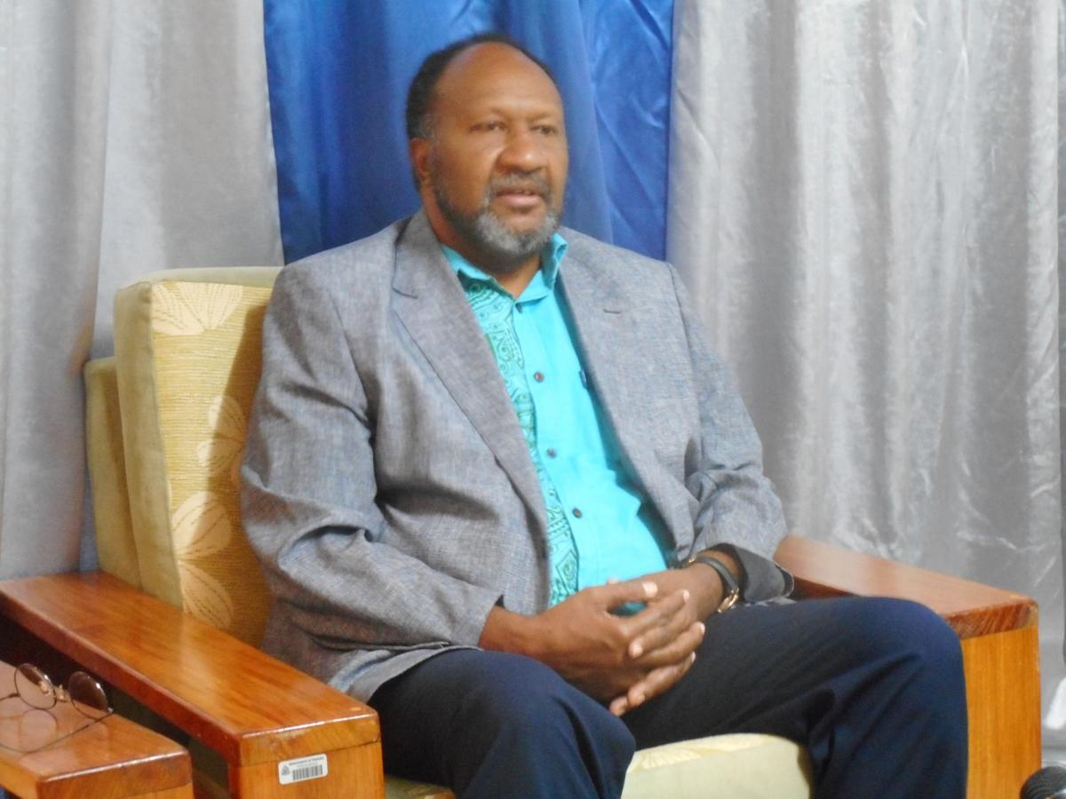 PM Salwai says lobbying for West Papua is increasing
