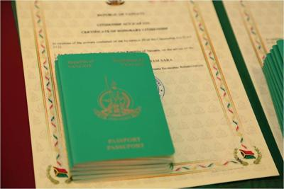 PASSPORT OFFICERS APPOINTED OVERSEAS