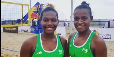 Vanuatu finished fourth at the FIVB Vizag Open