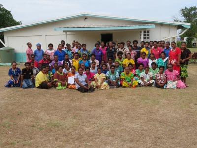 68 MALAMPA Teachers participate in USP's Pacific Technical and Further Education Language Course